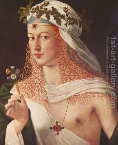 Courtesan-$28portrait-Of-Lucrezia-Borgia$29